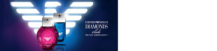 Comprar Emporio Armani Diamonds Men Online | Giorgio Armani