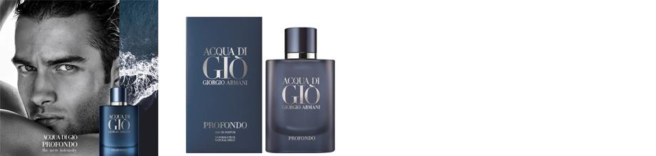Comprar Acqua di Giò Profondo Online   Giorgio Armani