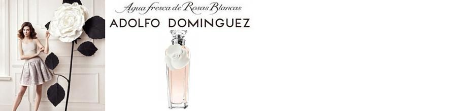 Comprar Agua Fresca de Rosas Blancas Online | Adolfo Dominguez