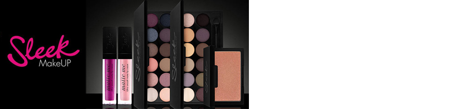 Comprar Sleek Makeup Online | Sleek Makeup
