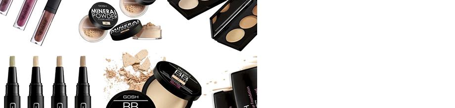 Comprar Maquillaje de Cara Online | Gosh Cophenague