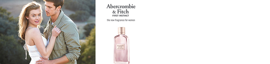 Comprar First Instinct Woman Online | Abercrombie & Fitch