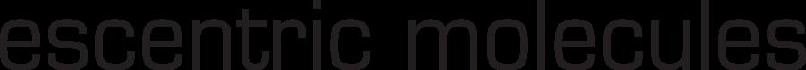 Comprar ESCENTRIC MOLECULES Online
